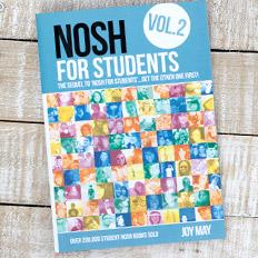 student cookbook volume 2