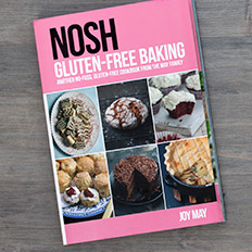 gluten-free baking cookbook
