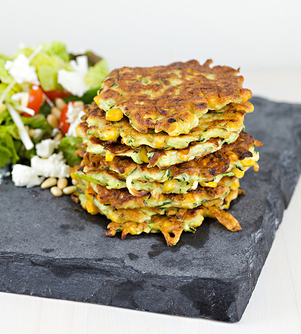 corgette-fritters