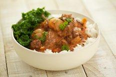Greek Lamb stew recipe