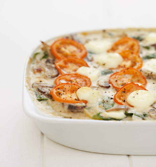 764 mushroom lasagna main