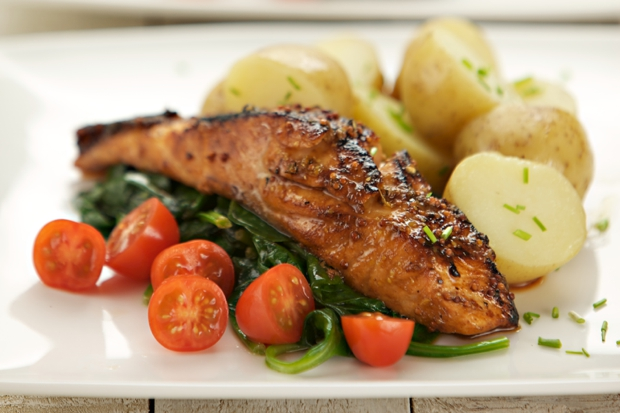 Valentines salmon recipe main