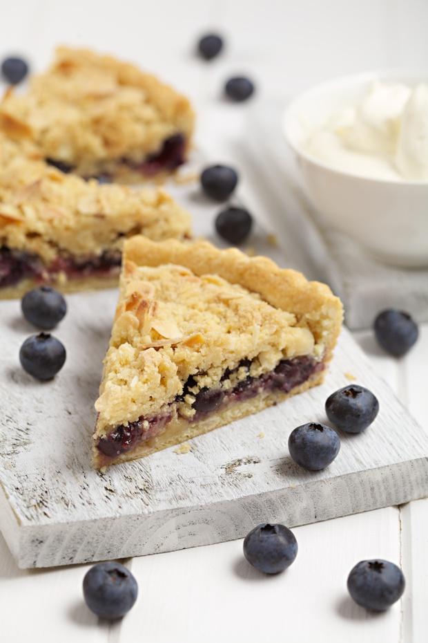 808 Blueberry Tart