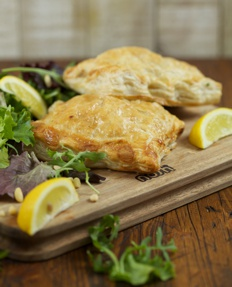 Lemon Chicken Pie Recipe