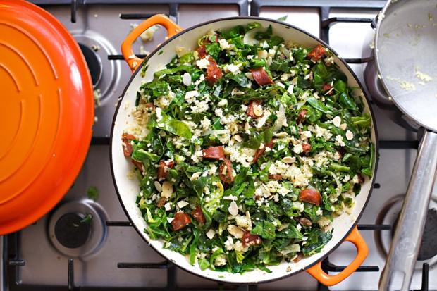 1108 Chorizo with spring green-main