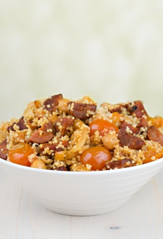 student recipe chickpea and chorizo