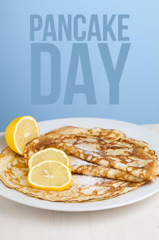 simple pancake recipe for pancake day
