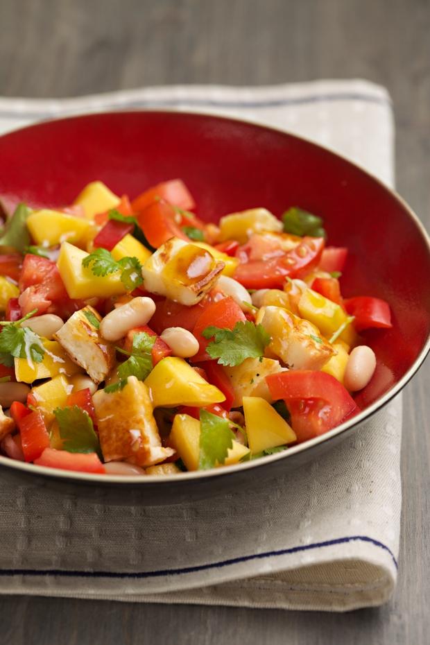 1317 canellini and mango salad MAIN