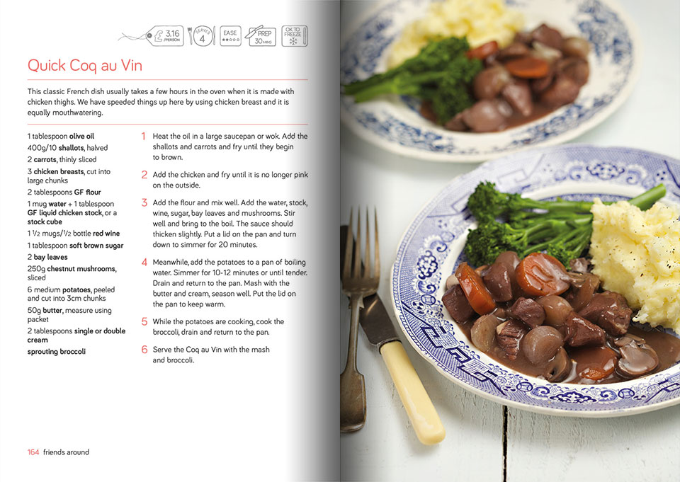 Nosh gluten free noshbooks click here to look inside this book forumfinder Images