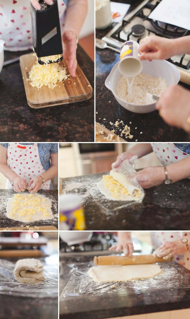 how to make gluten-free rough puff pastry